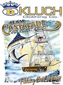 Castafari sport fishing deep seas fishing news cape for Fishing sponsor shirts